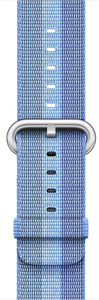 Apple Watch 38mm Tahoe šedomodrý nylonový řemínek