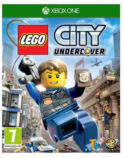 LEGO City: Undercover - Xbox One hra