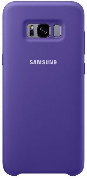 Samsung Silikon Cover EF-PG955 Galaxy S8+ fialový