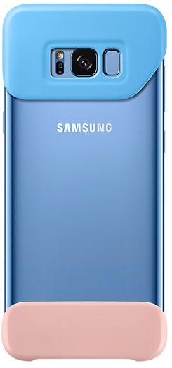 Samsung 2Piece Cover EF-MG955 Galaxy S8+ modrý