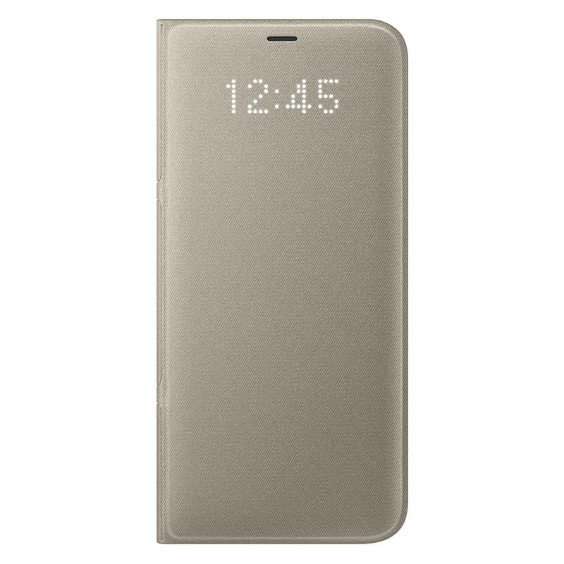 Samsung LED View EF-NG955 Galaxy S8+ zlaté