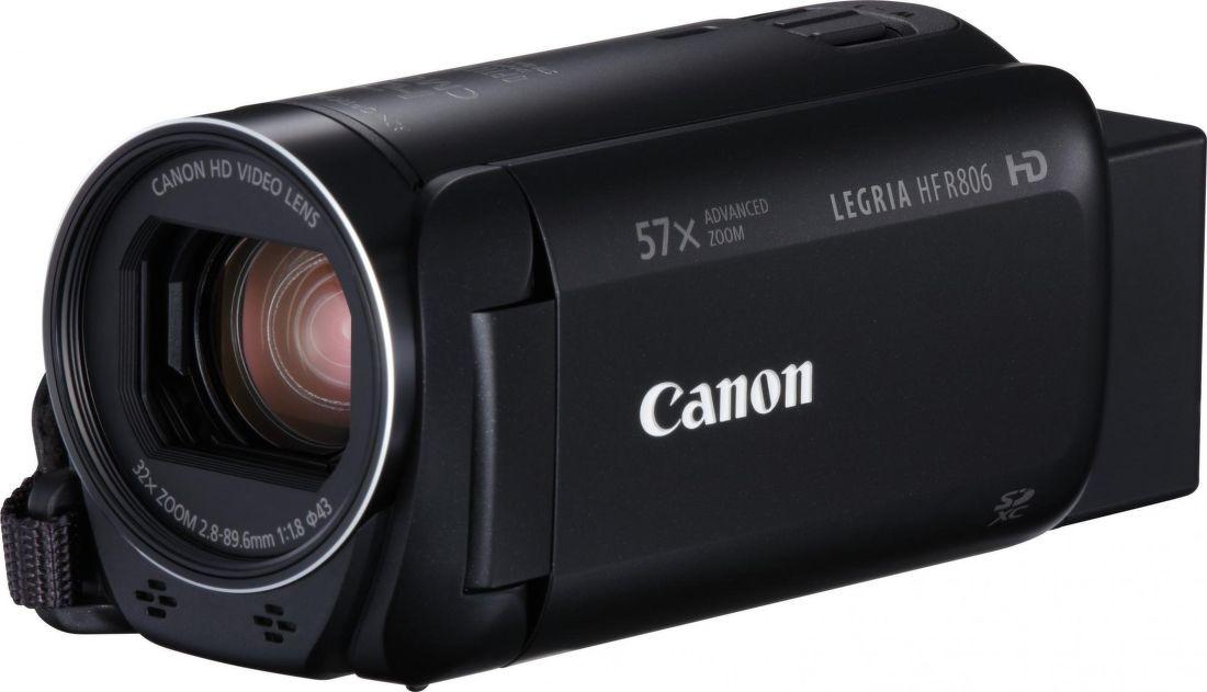 Canon Legria HF R806 Essential Kit černá