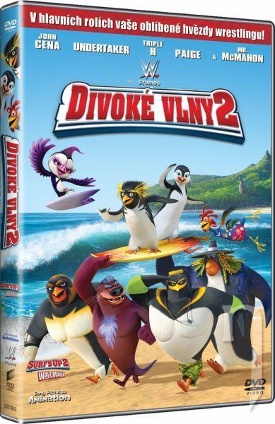 Bonton Divoké vlny 2 DVD