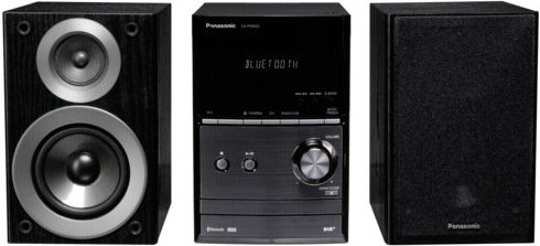 Panasonic SC-PM602 černý
