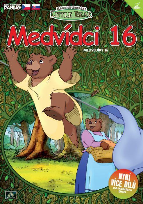 Medvídci 16 - DVD film