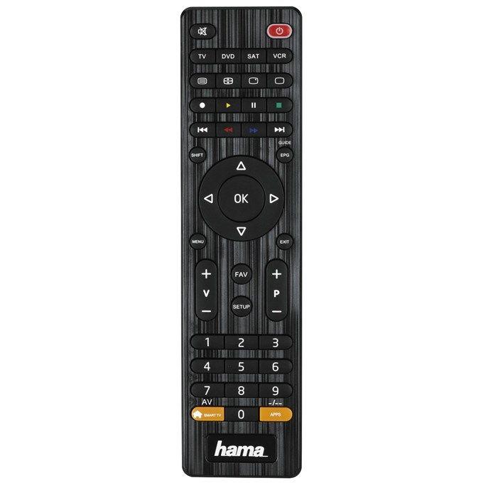 Hama 12306 univerzální dálkový ovladač 4v1
