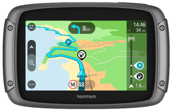 TomTom Rider 42 Central Europe Lifetime