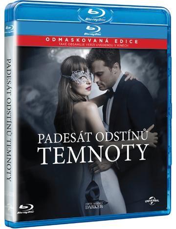 Padesát odstínů temnoty - Blu-ray film