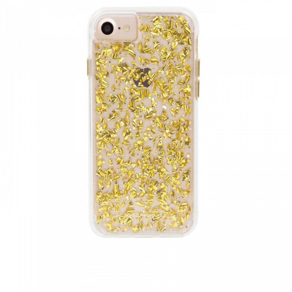 Case-Mate zlaté pouzdro na Apple iPhone 7/6S/6