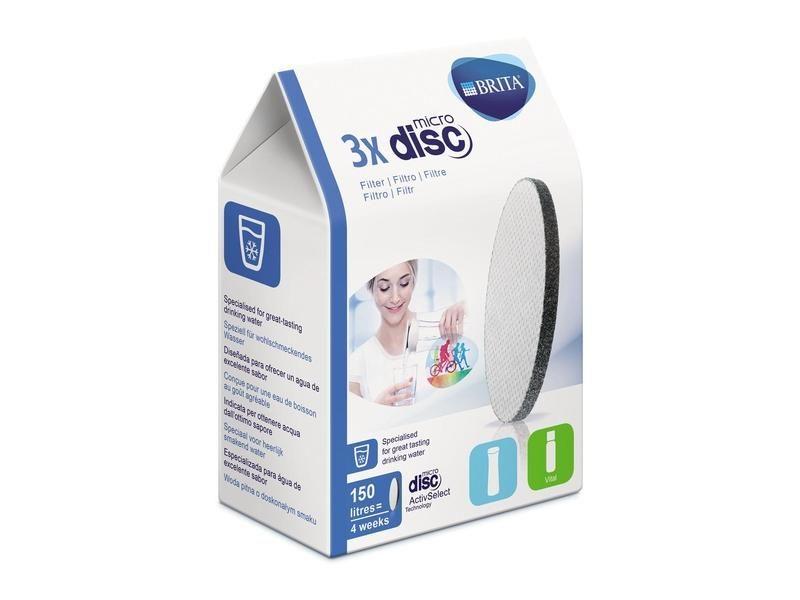 Brita Micro Disk náhradní filtr (3ks)