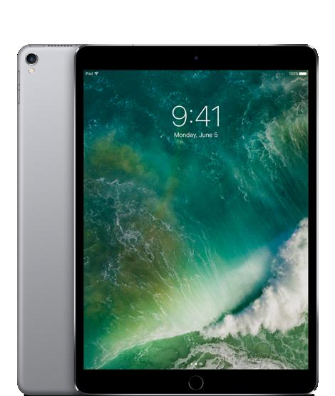 Apple iPad Pro 10,5'' Wi-Fi 256GB vesmírně šedý MPDY2FD/A