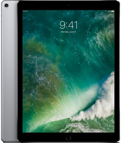 Apple iPad Pro 12,9'' Wi-Fi 64GB vesmírně šedý MQDA2FD/A