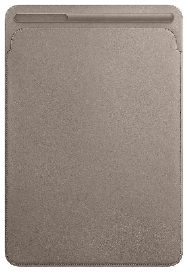 """Apple Leather Sleeve pro Apple iPad Pro 10.5"""" tm. šedé"""