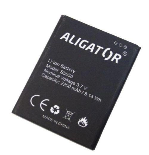 Aligator S5050 Duo Li-Ion 2200 mAh
