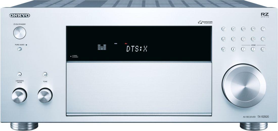 Onkyo TX-RZ820 stříbrný