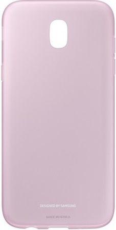 Samsung dvouvrstvý kryt pro J3 2017 růžová