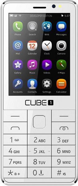 Cube 1 F300 bílý