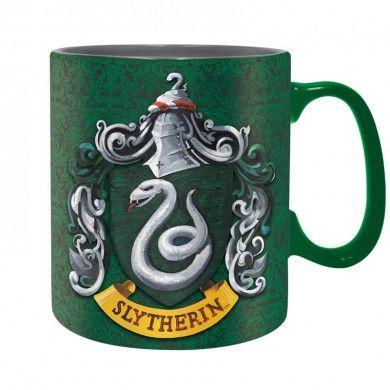 Harry Potter Zmijozel - hrnek