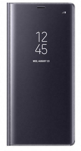 Samsung Clear View pro Galaxy Note8, šedá