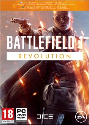 Battlefield 1 Revolution Edition