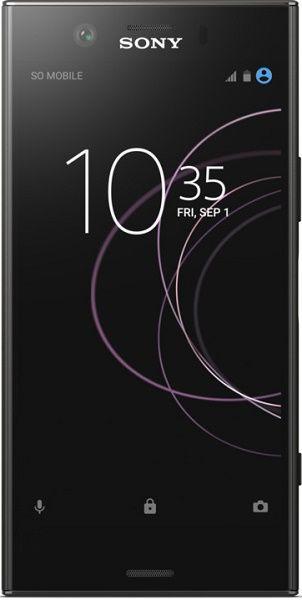 Sony Xperia XZ1 Compact černý + dárek Sony SRS-X11 (černý) zdarma