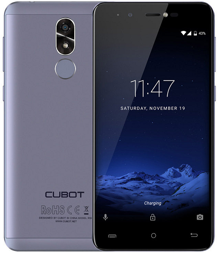 Cubot R9 Dual SIM modrý