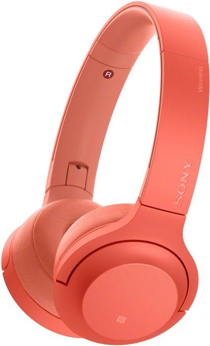 Sony WH-H800R oranžové