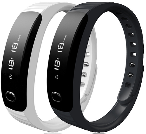 CUBE1 Smart Band H8 Plus černý