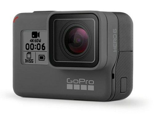 GoPro HERO6 Black + dárek GoPro The Handler zdarma