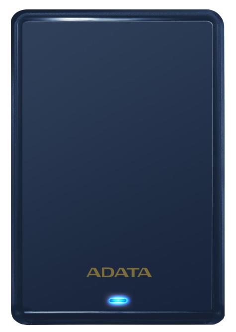 """A-DATA HV620S 2,5"""" 1TB USB 3.1 modrý"""