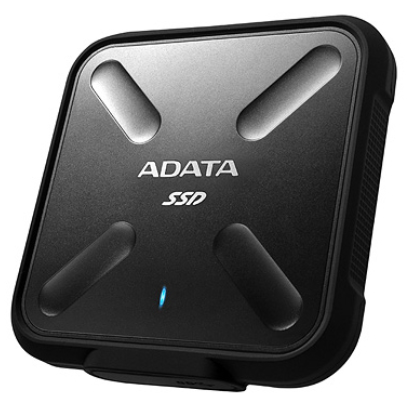 A-DATA SD700 512GB USB 3.1 černý