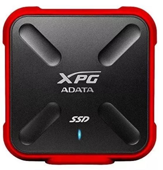 A-DATA XPG SD700X 1TB USB 3.1 červený