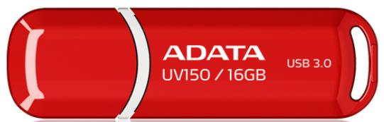 A-DATA UV150 16GB USB 3.0 červený