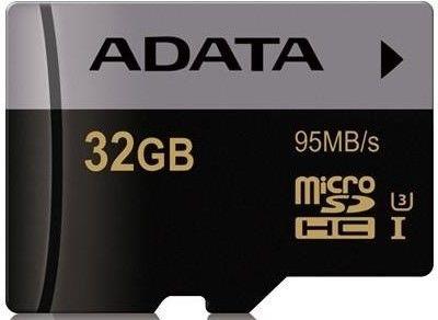 ADATA Premier Pro microSDHC 32GB 95MB/s UHS-I U3