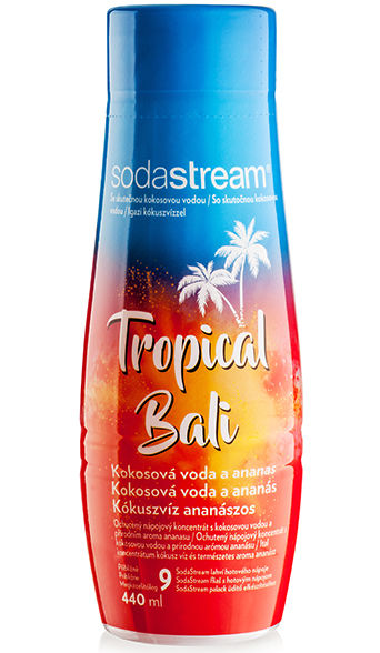 Sodastream Tropical Bali sirup (440ml)