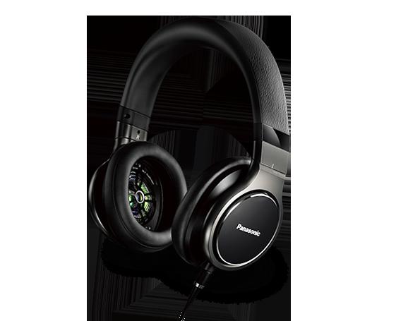 Panasonic RP-HD10-K černé