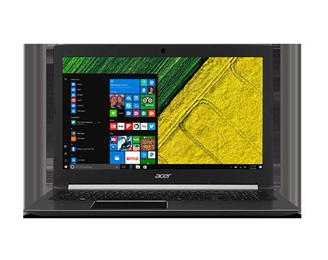 """Acer Aspire 5 A515-51G-31ST NX.GPDEC.007 + dárek Logo brašna na 15,6"""" notebook (černá), eScan Internet Security Suite Antivirový software na 90 dní, Yenkee YMS 002BK bezdrátová myš zdarma"""