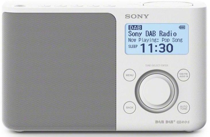 Sony XDRS61DW bílé