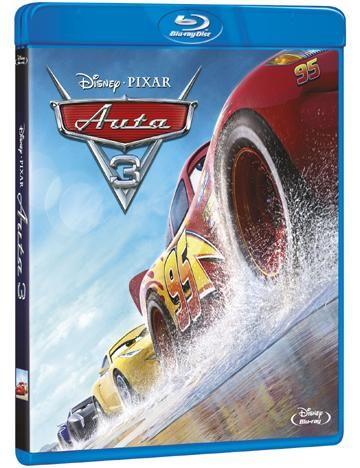Auta 3 - Blu-ray