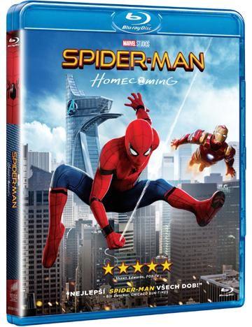 Spider-man: Homecoming - Blu-ray film