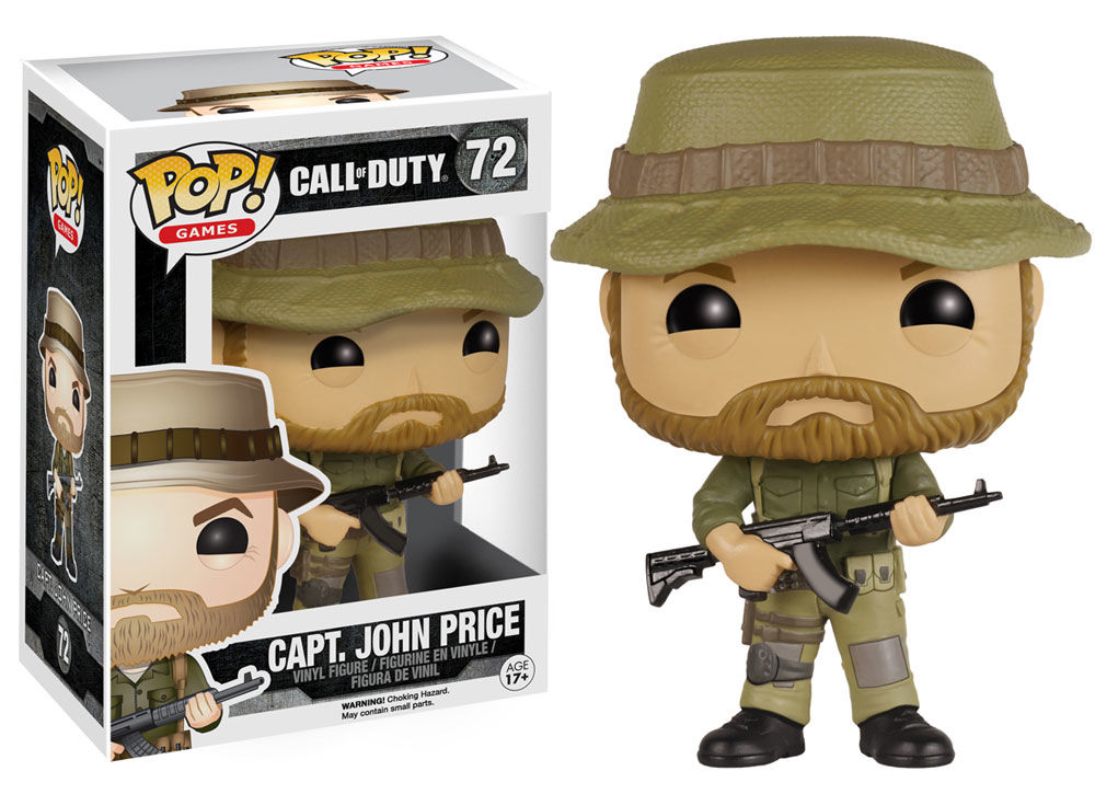 Funko Pop! John Price figurka