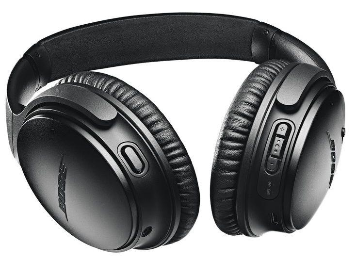 Bose QuietComfort 35 II černé