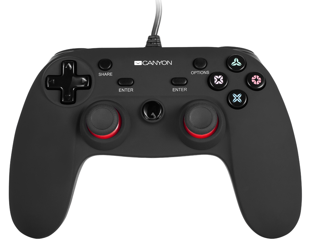 Canyon CND-GP5, PS4 gamepad