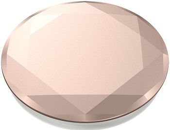 PopSocket držák na mobil, Metallic Diamond Rose Gold