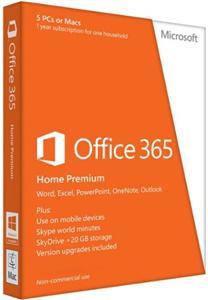 Microsoft Office 365 Home CZ