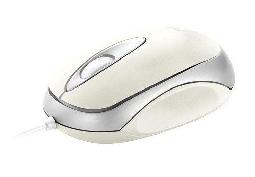 Trust Mini Travel White - optická myš