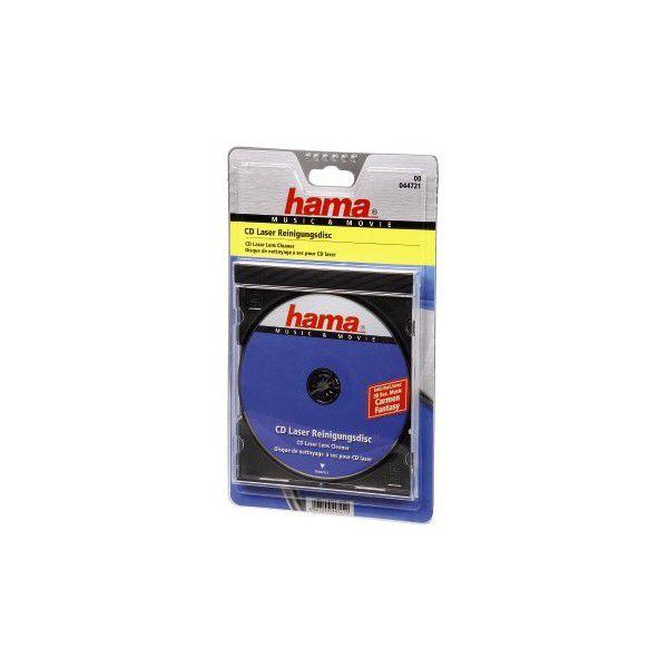 Hama 44721 - čištění laser.snímače CD, suchý proces
