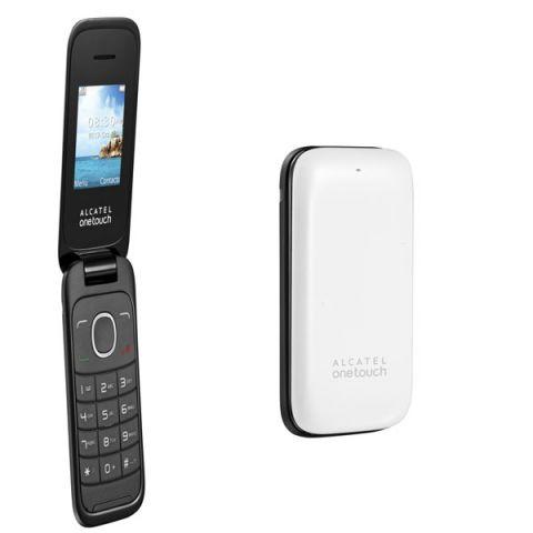 Alcatel OneTouch 1035D Dual SIM černo-bílý