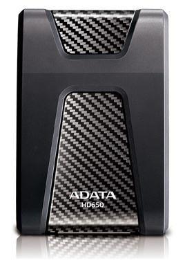 """A-DATA Durable HD650 2,5"""" 2TB USB 3.0 (černý)"""