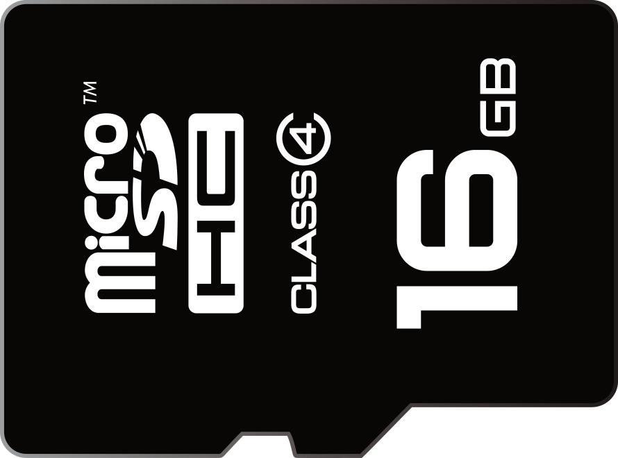 EMTEC micro SDHC 16GB class 4